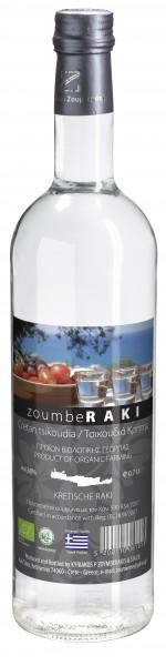 Tsikoudia Zoumberakis aus Kreta 0,7L