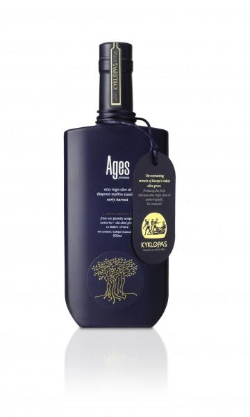 Kyklopas Ages Premium Olivenöl Agoureleo 0,5L