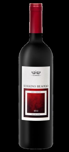 Domaine Glinavos Velvet Rot 0.75L
