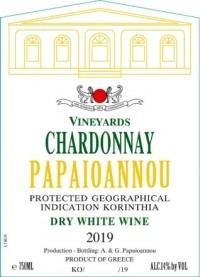 Papaioannou Chardonnay Weiss