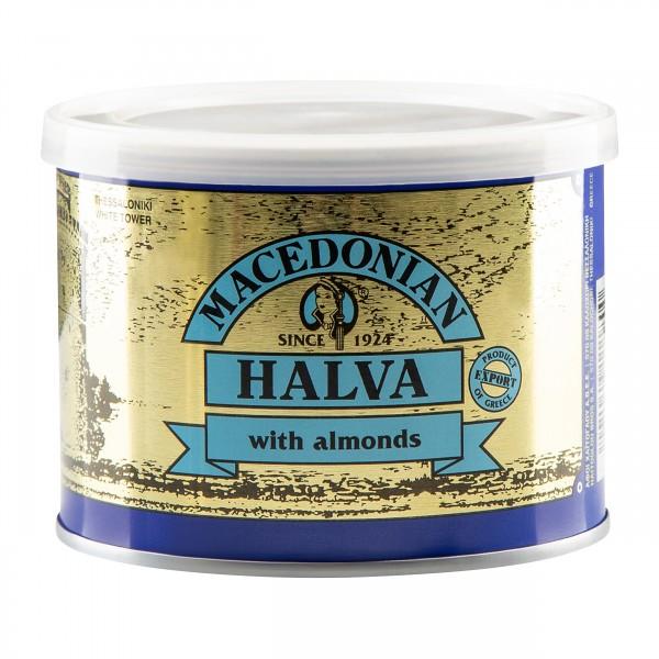Halva mit Mandeln Macedonian 500gr Haitoglou