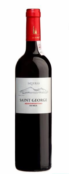 Nemea Saint George Agiorgitiko Skouras