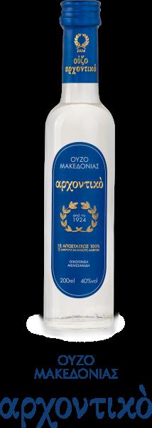 Ouzo Archontiko Melissanidi 40% 0,7L