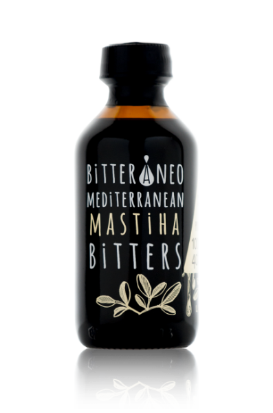 Castro Bitteraneo / Bitters Mastiha 40% 0,1L