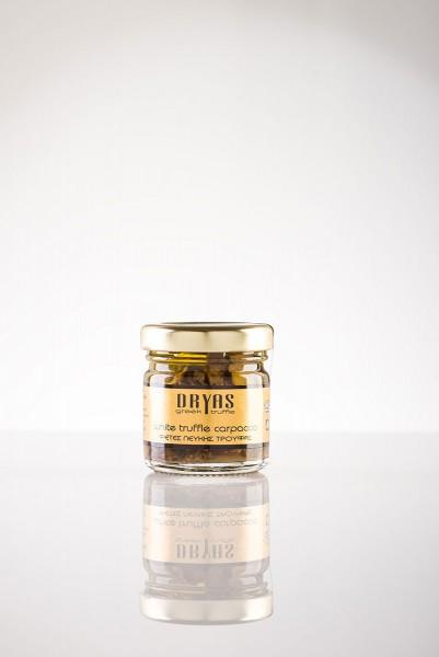 Dryas weißer Frühlingstrüffel Carpaccio 80gr