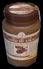Tahini Makedoniko Sesampaste mit Kakao 350gr
