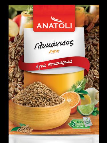 Anatoli Anis / Glykaniso ganz 30gr