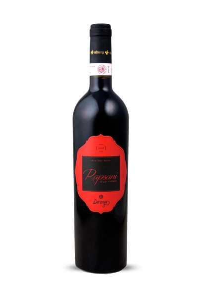 Dougos Rapsani Rot PDO old vines 0.75L
