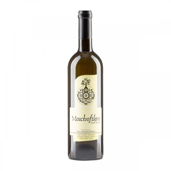 Dipnos Moschofilero Weiss 0,75l