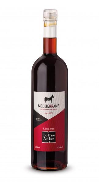 Gatsios Mediterrane Coffee Anis 20% 0,5L