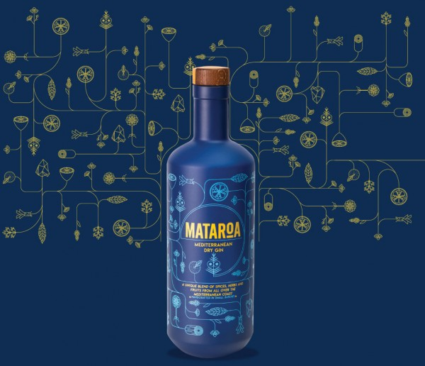 Mataroa Gin 41,5% 0,7L
