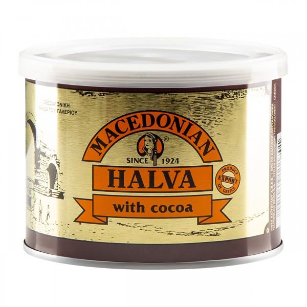 Halva mit Kakao Macedonian 500gr Haitoglou
