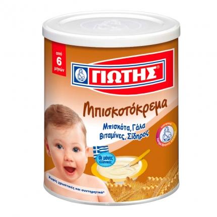 Jotis Milchbrei Pulver mit Keks 300gr