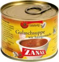Zanae Gulaschsuppe 200ml