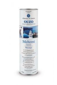 Ouzo Meltemi Gatsios 40% 0,05L in Box
