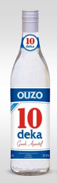 Ouzo Deka No. 10 37,5% 0,7l