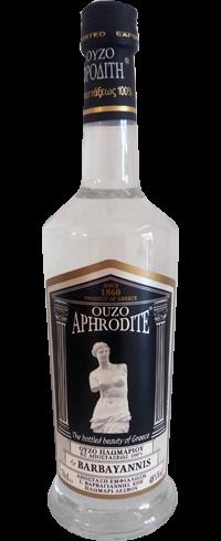 Ouzo Barbayanni Aphrodite 48% 0.7L