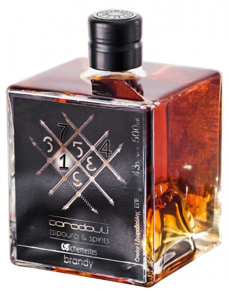 Brandy Dorodouli Alchemestes No1 43% 0.5L