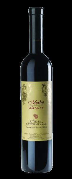 Hatzimichalis Merlot Rotwein 0,75L