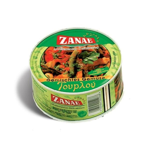 Zanae Tourlou - gemischtes Gemüse