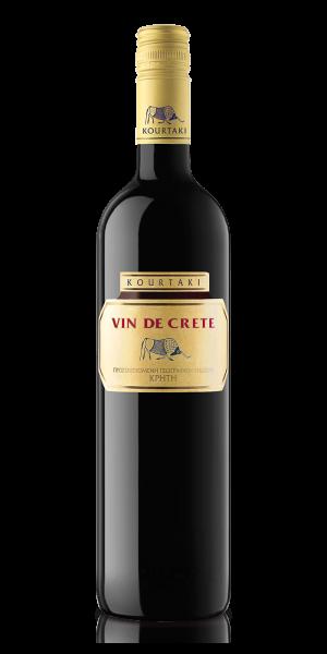 Kourtaki Vin de Crete Rot 0,75L