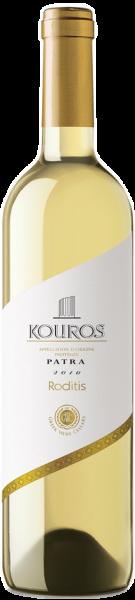 Kourtaki Kouros Patras Weiß 0,75L