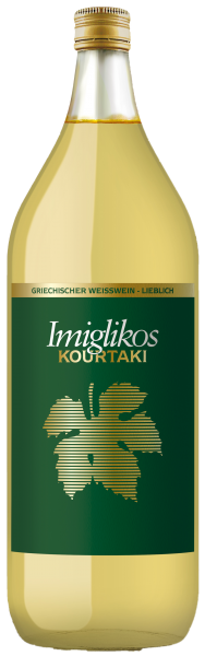 Kourtaki Imiglykos Weiß 2L