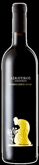 Tsililis Askitikos Rotwein 0.75L