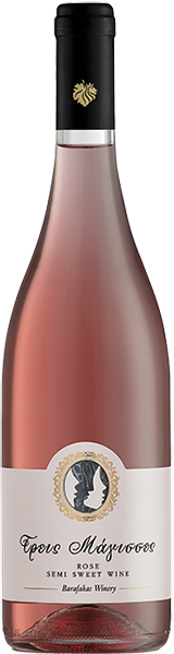 Barafakas Three Witches Tris Magisses Rose 0,75L