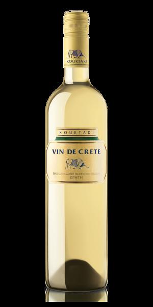 Kourtaki Vin de Crete Weiß 0,75L