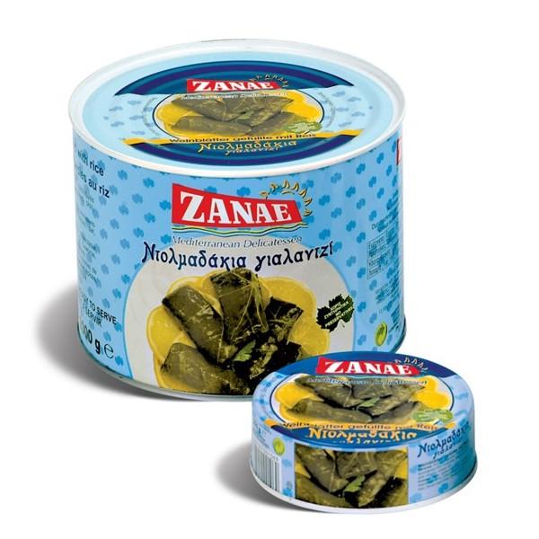 Zanae Dolmadakia Weinblätter mit Reis 200gr