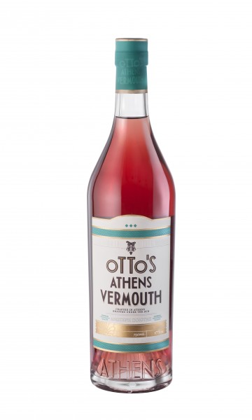 Otto´s Athens Vermouth / Wermut 0.75L 17%