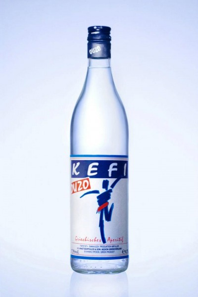 Ouzo Kefi 37,5% 0,7L