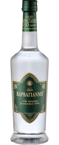Ouzo Barbayanni Green Label 42% 0.7L