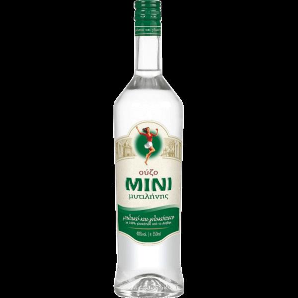 Ouzo Mini Mytilini 40% 0,2L