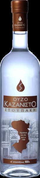 Ouzo Kazanisto Stoupakis 40% 0,7L