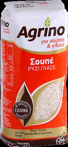 Agrino Reis Soupé - Suppe 500g