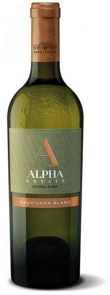 Alpha Estate Sauvignon Blanc Weiß