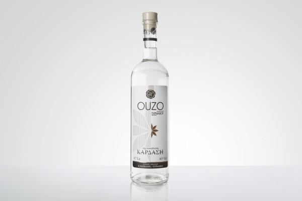 Ouzo Tirnavou Kardasi 0.7L