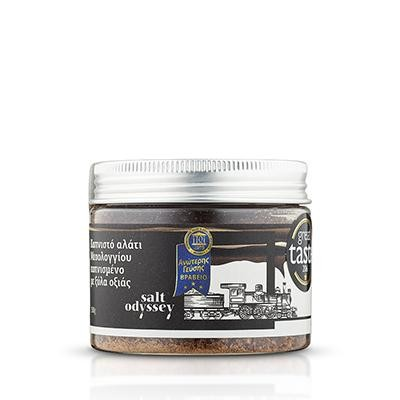 Salt Odyssey Meersalz geräuchert 150gr