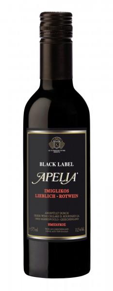 Kourtaki Apelia Black Label 0,375L