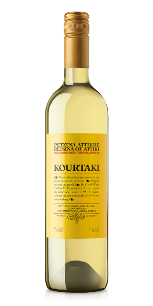 Kourtaki Retsina 0,75L