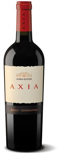 Alpha Estate Axia Syrah Xinomavro Rot