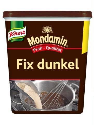 Knorr Mondamin Fix Saucenbinder dunkel 1Kg