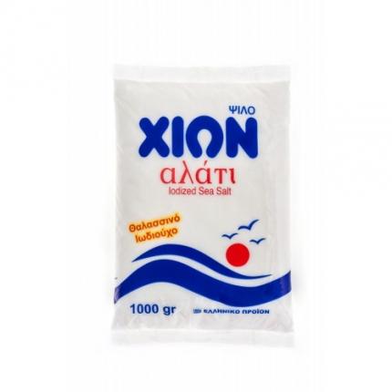 Meersalz XION 1Kg Nachfüllpack