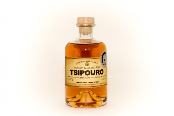 Tsipouro Aged Spyropoulos 0.05L