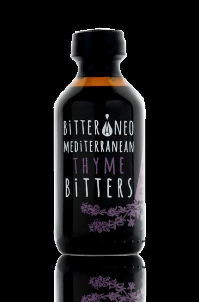 Castro Bitteraneo / Bitters Thymian 40% 0,1L