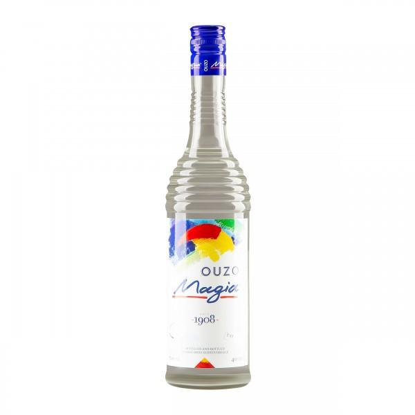 6 Flaschen Ouzo Magia 40% 0,7L