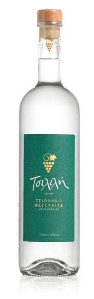 Tsipouro Tsilili mit Anis 0,7L 42%