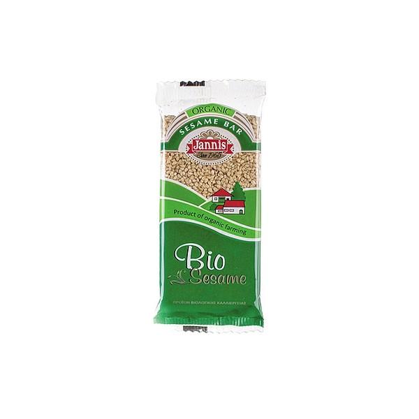 Jannis BIO Sesam Snack 50g Riegel